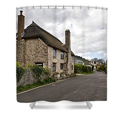 Porlock Weir Shower Curtain