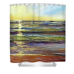 Port Sheldon Shower Curtain