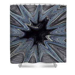 Portal To The Stars Shower Curtain