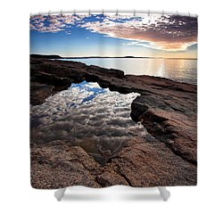 Portal To The Heavens Shower Curtain