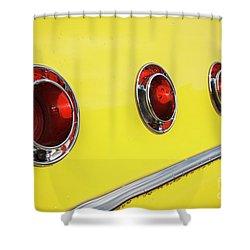 Shower Curtain featuring the photograph Portholes by Dennis Hedberg