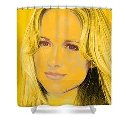 Portrait C1 Shower Curtain