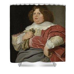 Portrait Of Gerard Andriesz Bicker, 1642 Shower Curtain