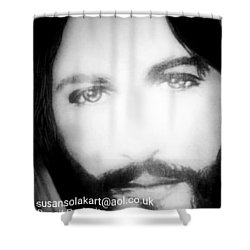 Portraits Shower Curtain