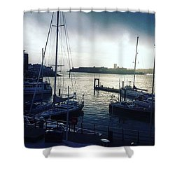 Portsmouth Shower Curtain