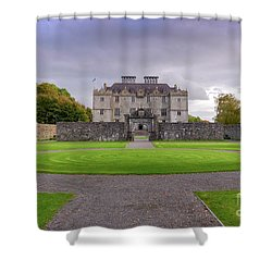 Portumna House  Shower Curtain