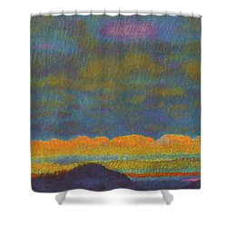 Powder River Reverie, 1 Shower Curtain