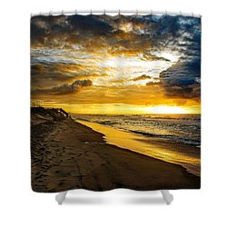Power And Grace Shower Curtain