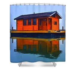 PR1 Shower Curtain