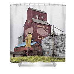 Prairie Giant Shower Curtain