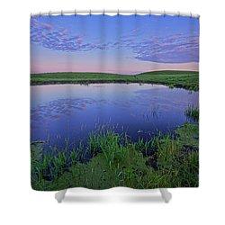 Prairie Reflections Shower Curtain