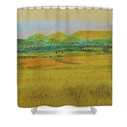 Prairie Reverie Shower Curtain