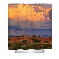 Prairie Skies Shower Curtain