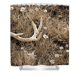 Prairie Spring Shower Curtain