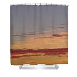 Prairie Sunset 2 Shower Curtain