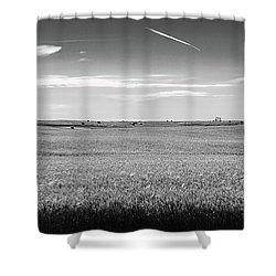 Prairies Shower Curtain