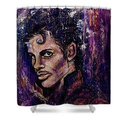 Precious Metals, Prince Shower Curtain