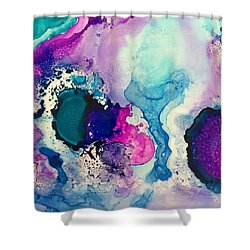 Precipice Shower Curtain