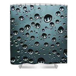Precipitation Shower Curtain