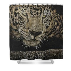 Predator Shower Curtain