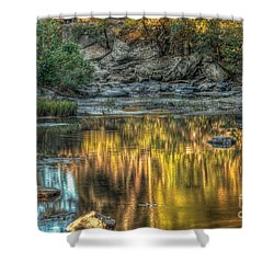 Prelude To Fall Shower Curtain