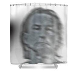 Preparing For Transfer Shower Curtain