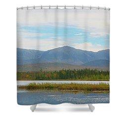 Presidential Range 2 Shower Curtain