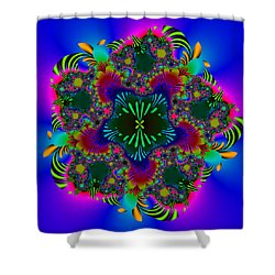 Prettering Shower Curtain