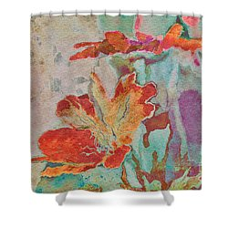Pretty Bouquet - A09z7bt2 Shower Curtain by Variance Collections