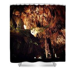 Pretty Impressive Cave Systems Found In Shower Curtain