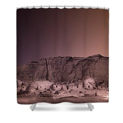Pretty Village Chaco  Shower Curtain
