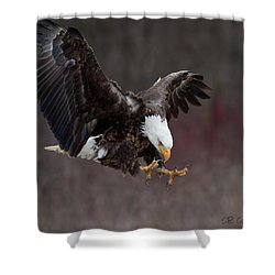 Prey Spotted Shower Curtain