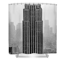 Pride Of An Empire Shower Curtain