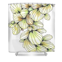 Primavera Shower Curtain