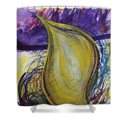 Primordial Yud Shower Curtain