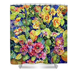 Primrose Patch I Shower Curtain