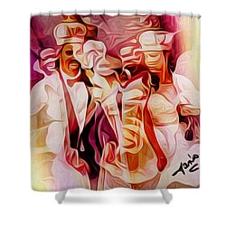 Prince Of Ethiopia - Wedding Shower Curtain