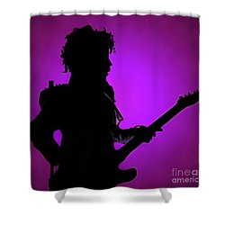 Prince Rogers Nelson Shower Curtain