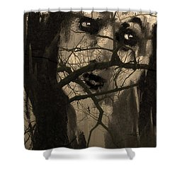 Princess Treena Shower Curtain