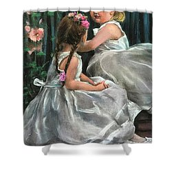 Princesses Shower Curtain
