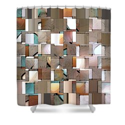 Prism 2 Shower Curtain