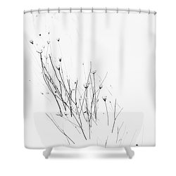 Procession Shower Curtain