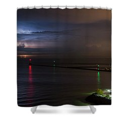 Proposal Shower Curtain by Dan Hefle