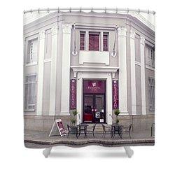 Proscenium  Shower Curtain