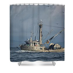 Shower Curtain featuring the photograph Prosperity 2 by Randy Hall