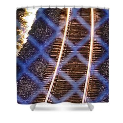 Shower Curtain featuring the photograph Protection by Albert Seger