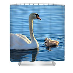 Proud Mother Shower Curtain