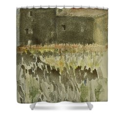 Provence Stenhus. Up To 60 X 90 Cm Shower Curtain