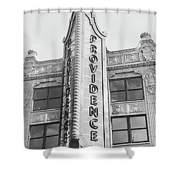 Providence Shower Curtain