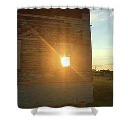 Psalm 113 3 Shower Curtain